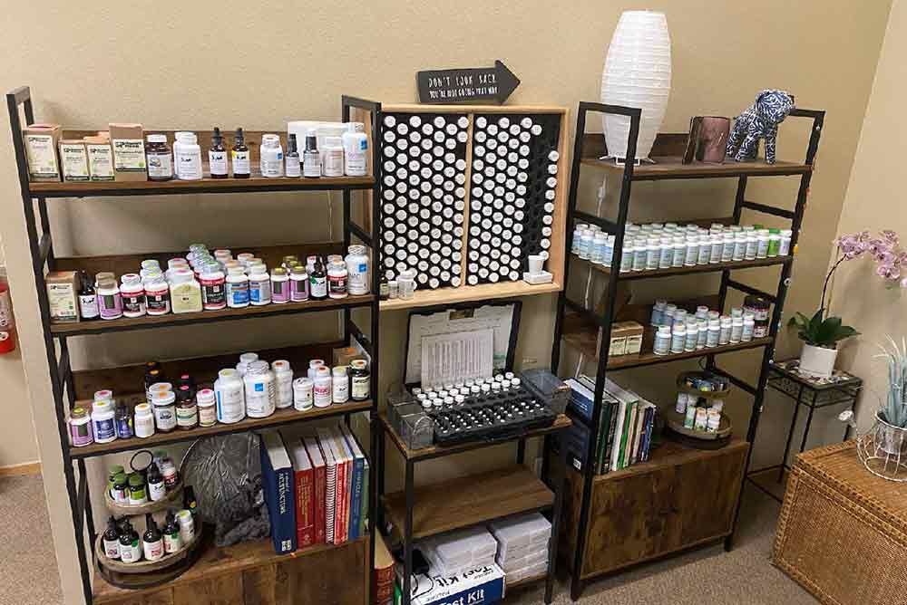 Touch of the east acupuncture patented herbs and supplements